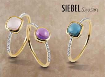 Nieuwe kleursteen sieraden