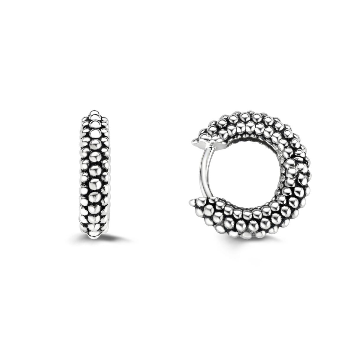 Zilveren creolen 7210BB