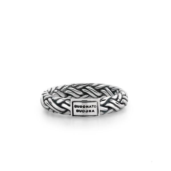 Zilveren ring 605
