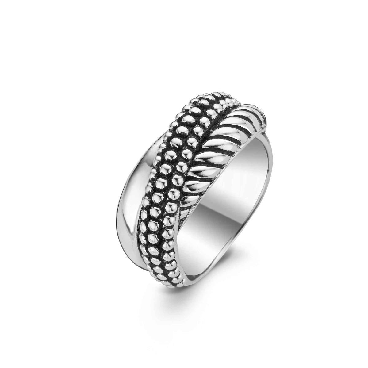 Zilveren ring 1973SB