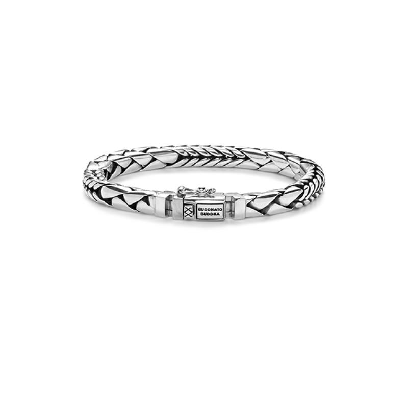 George Mix Bracelet Silver