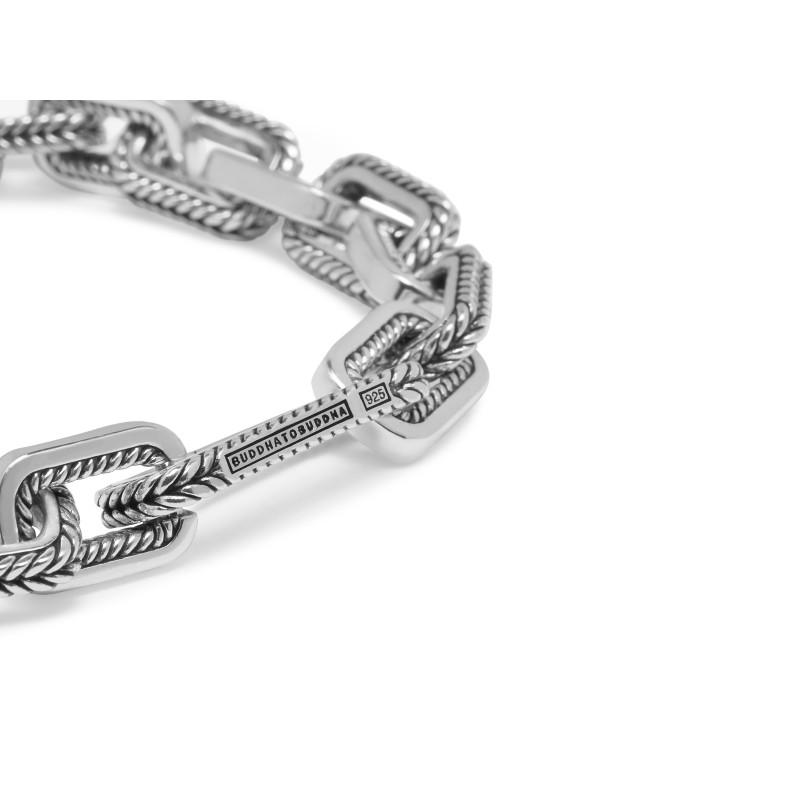 Zilveren armband Barbara Link Small 117