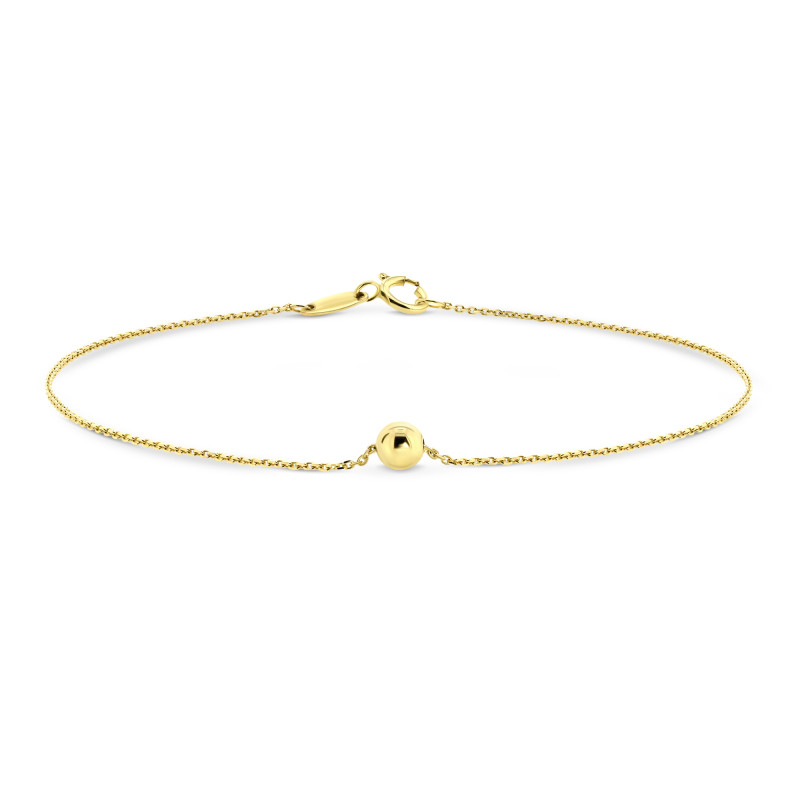 Geelgouden armband 0977-Y