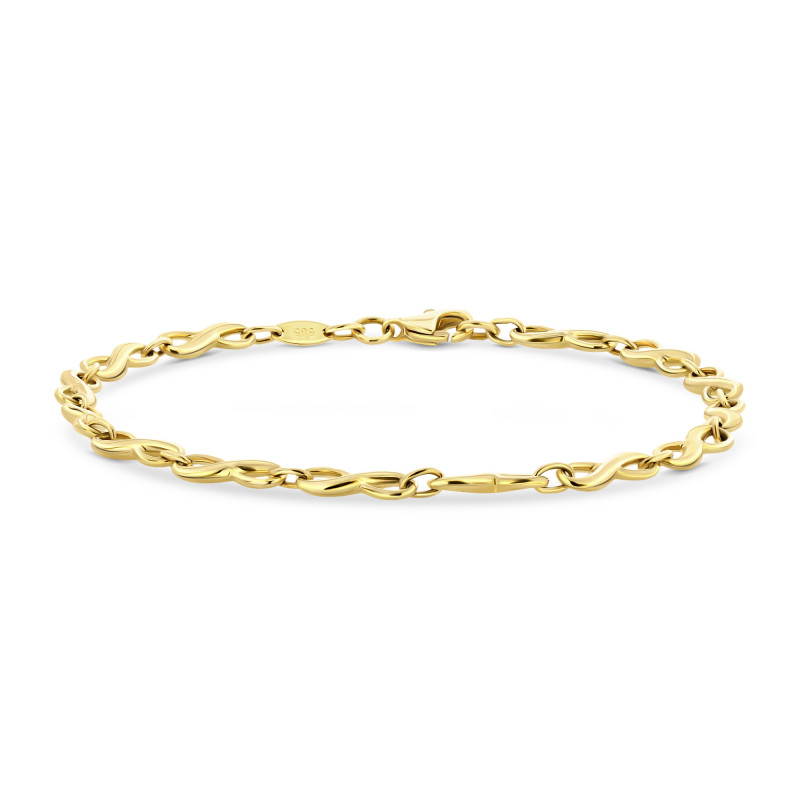 Geelgouden armband 13379-Y