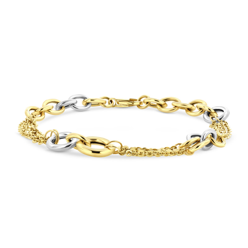 Geelgouden armband 2B204779-Y
