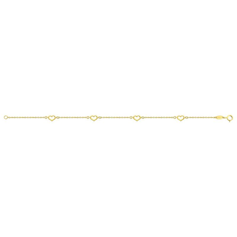 Geelgouden armband 6B1747-Y