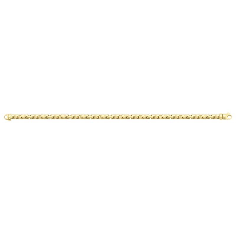 Geelgouden armband B10539-Y