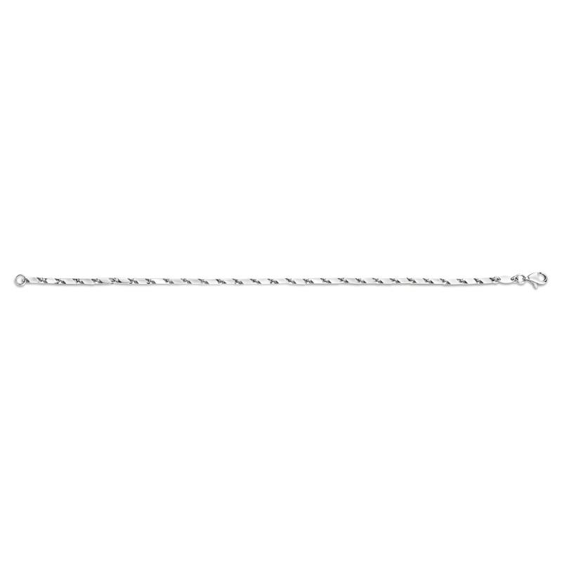 Witgouden armband X3B6320