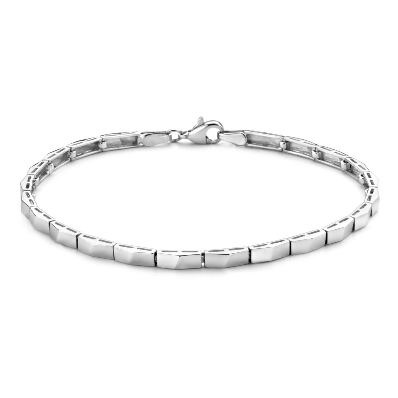 Witgouden armband XXB6444