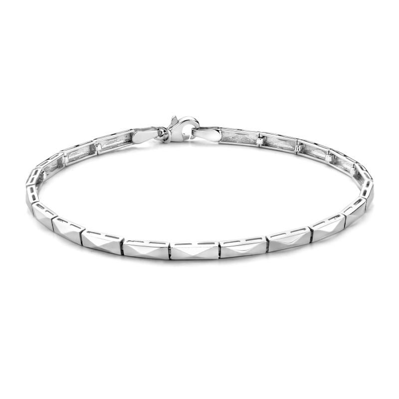 Witgouden armband XXB6445