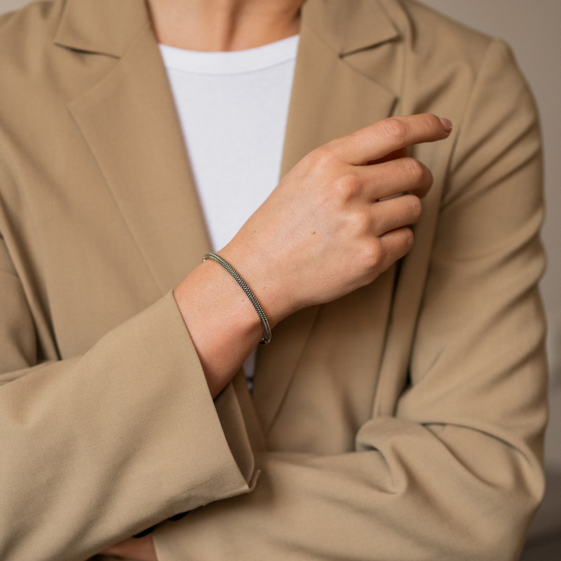 Zilveren armband 2907SI