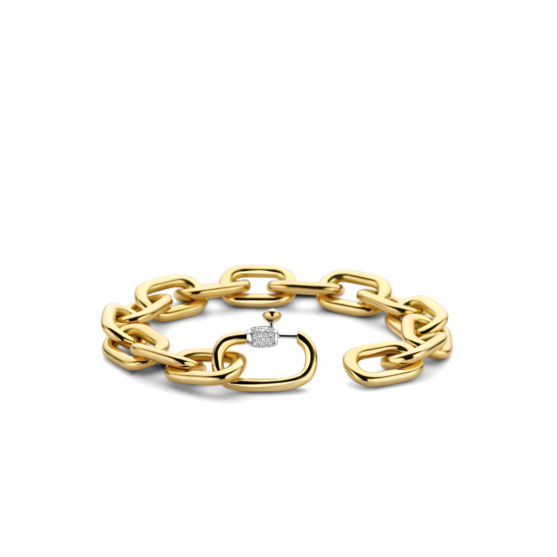 Gold plated armband 2949SY