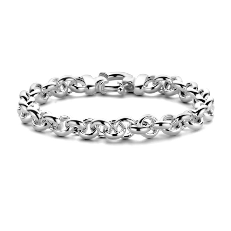 Zilveren jasseron armband 104.0886.20