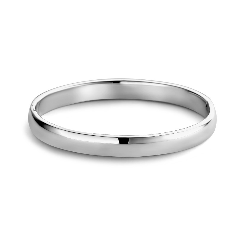 Zilveren bangle 8mm 1041155-8MM
