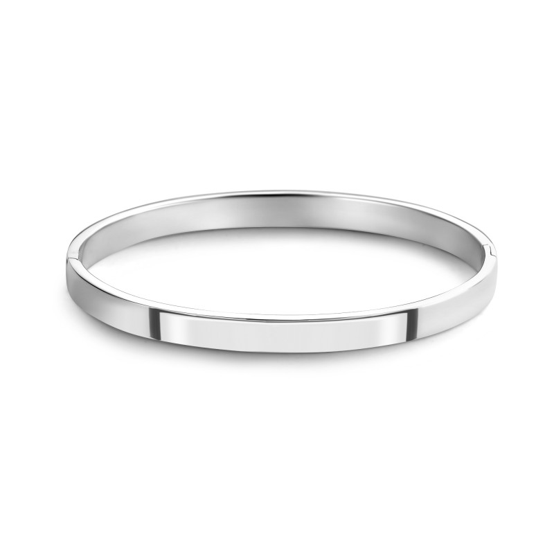 Massieve bangle 6mm 1041158-6MM