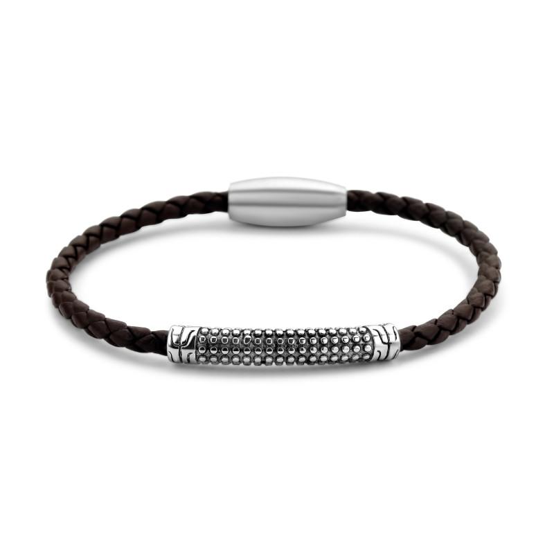 Leren armband 7FB-0442