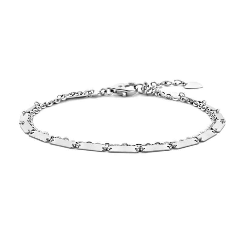 Witgouden armband SB1369