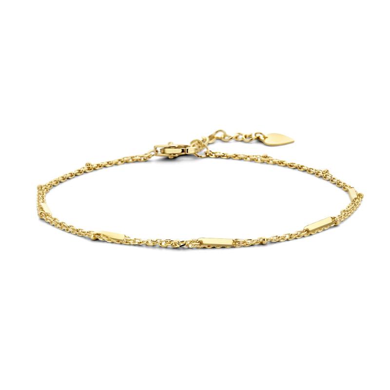 Geelgouden armband SB1370