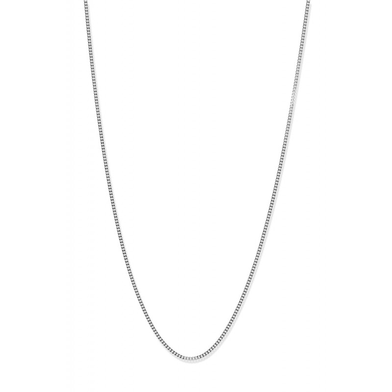 Witgouden anker collier ANCHOR-42-1.1W