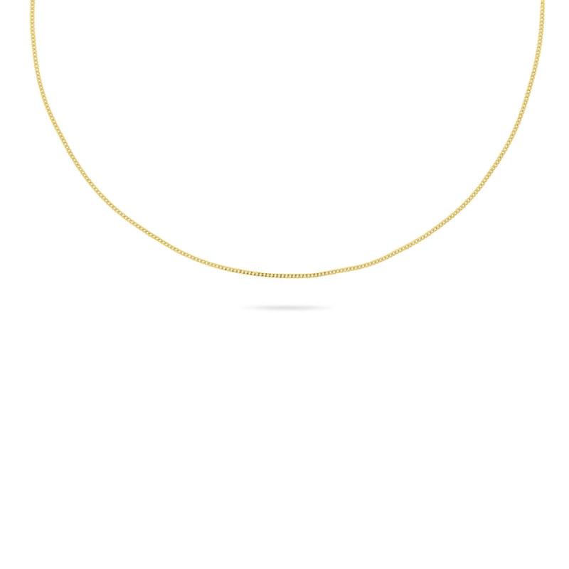 Geelgouden collier