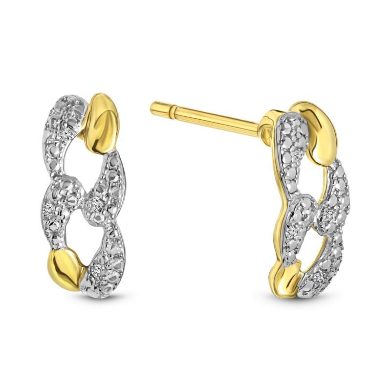 Gouden oorknoppen 63133E002-Y