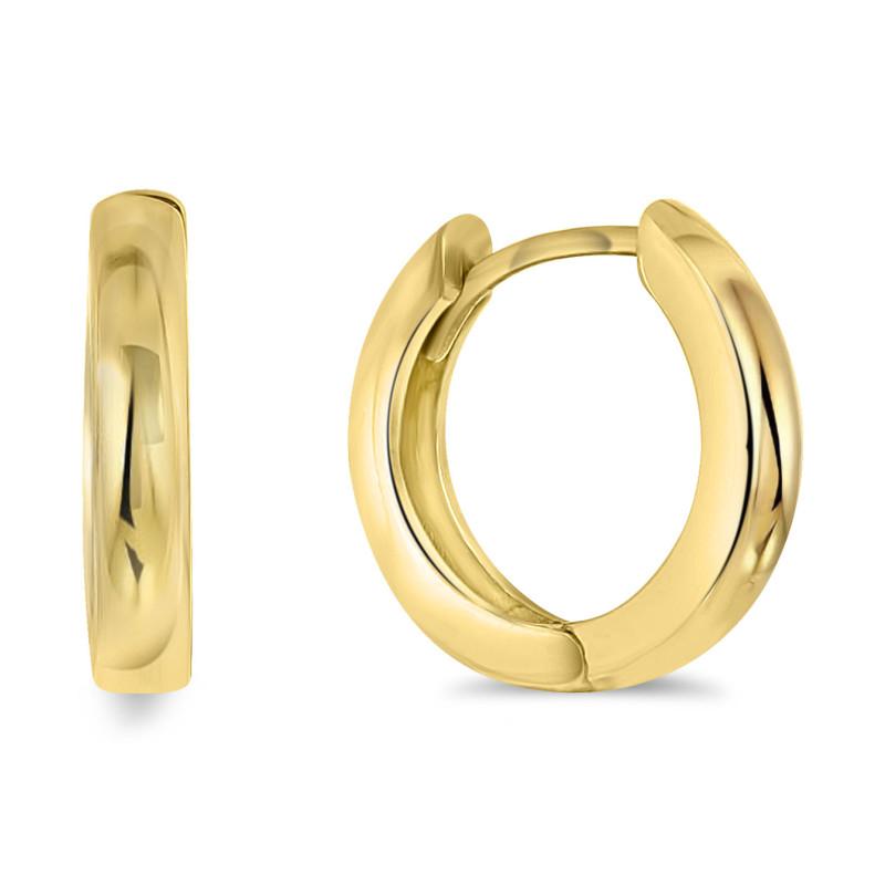 Gouden oorringen WXXNHUE-697