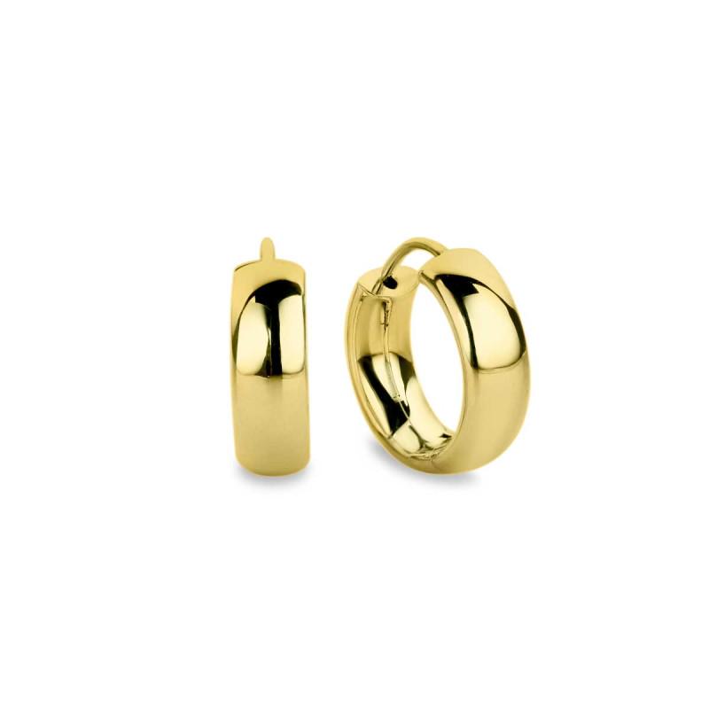 Gouden oorringen X4OTH0005X2.510