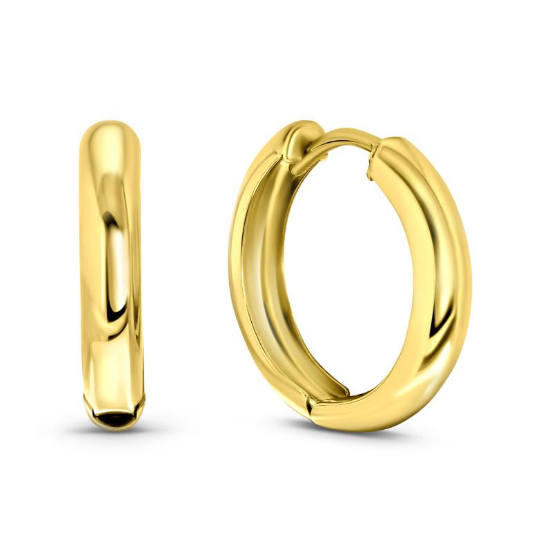 Geelgouden oorringen X6SH2-40000-Y