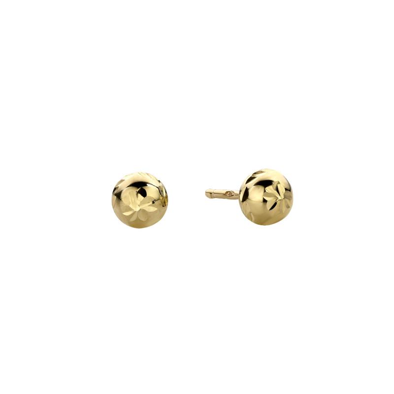 Gouden oorsieraden BT009PM0.4Y