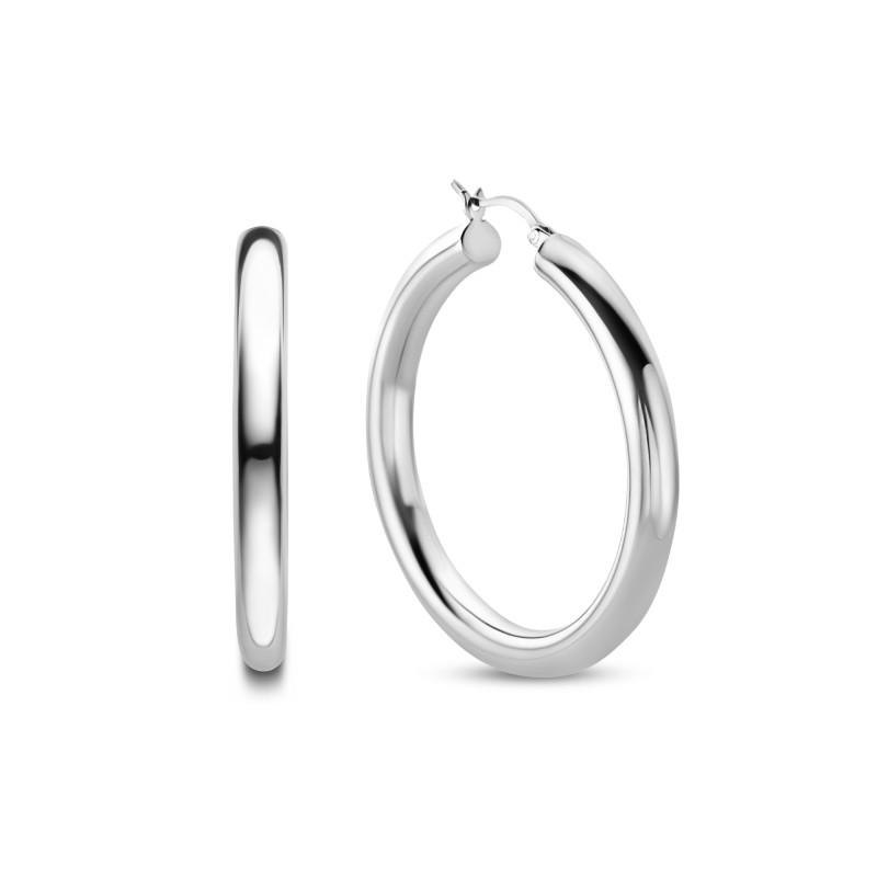 Zilveren creolen 24-6264-0080