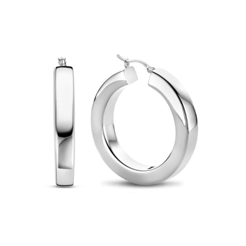 Zilveren creolen 30mm 24-8684-0080