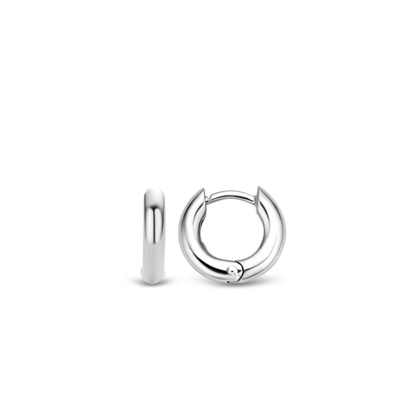 Zilveren creolen 7210SI