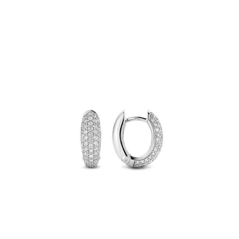 Zilveren oorbellen 7804ZI
