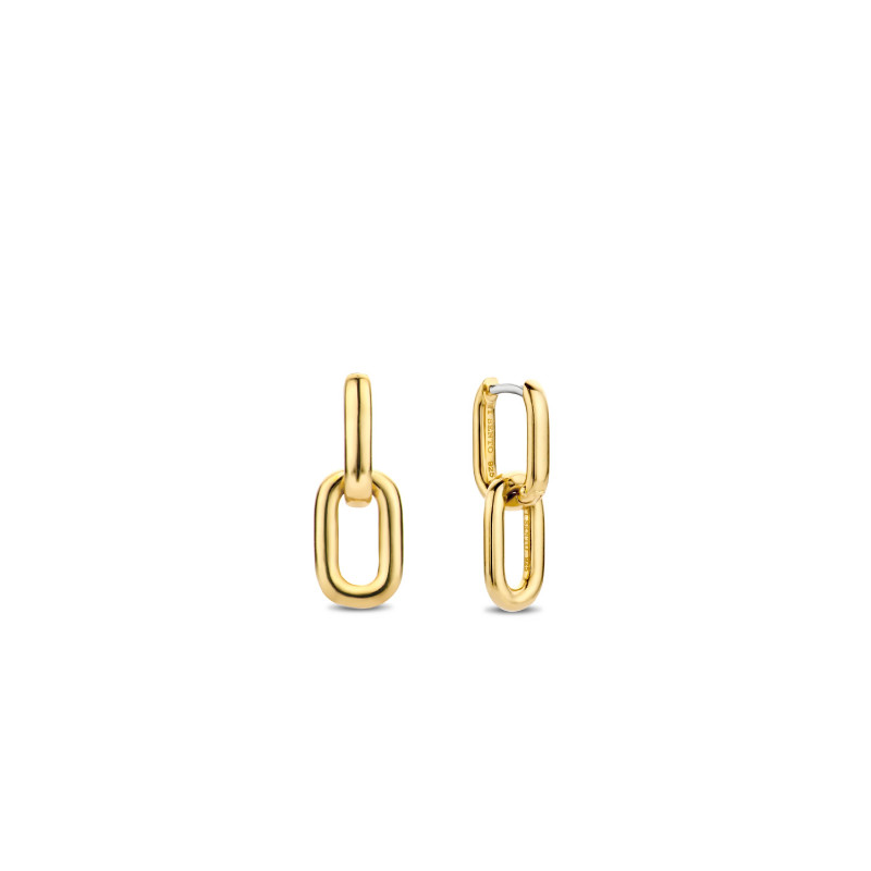 Gold plated oorhangers 7831SY