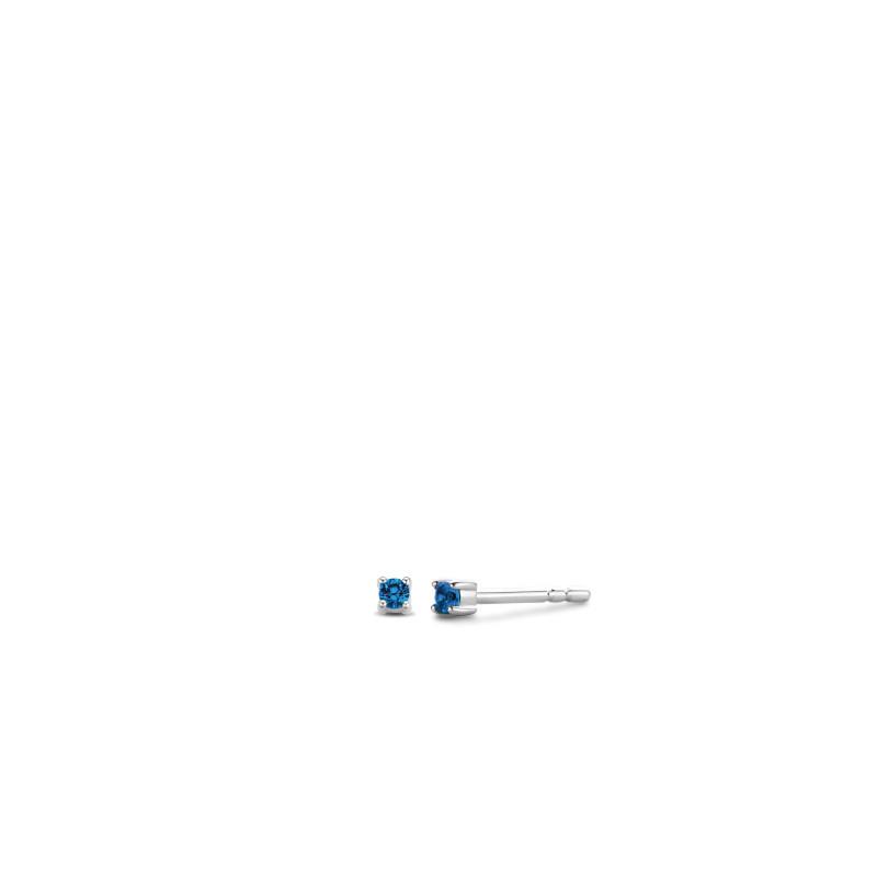 Zilveren oorknoppen 7834DB