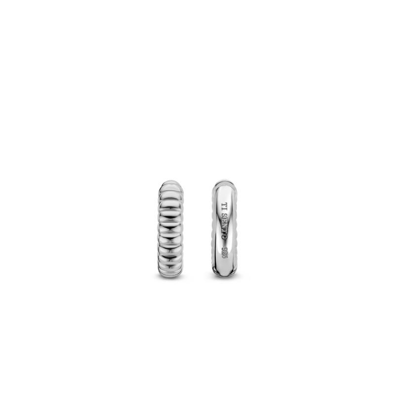 Zilveren oorringen 7839SI