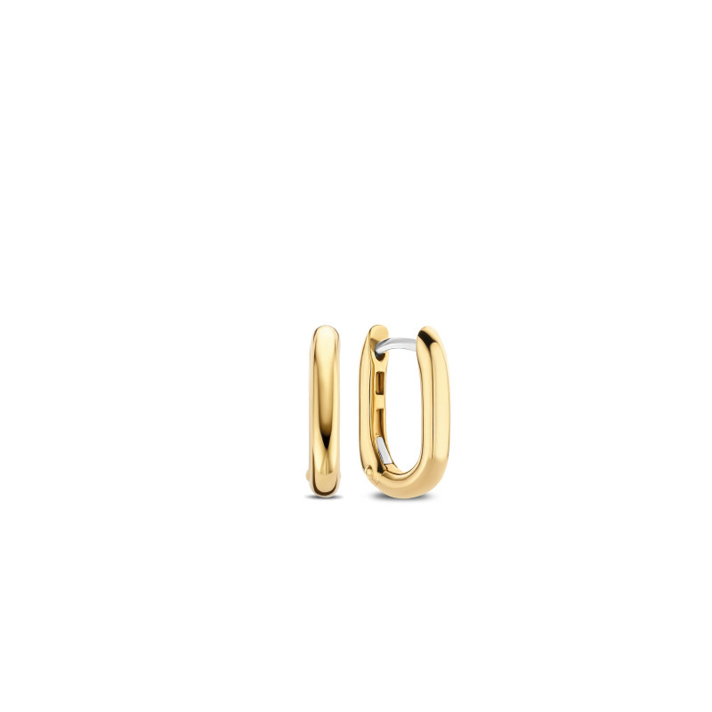 Gold plated oorringen 7845SY