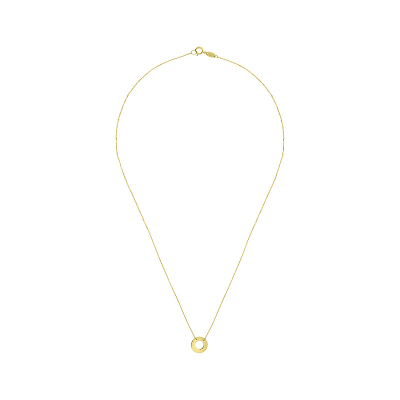 Geelgouden collier 1504-Y