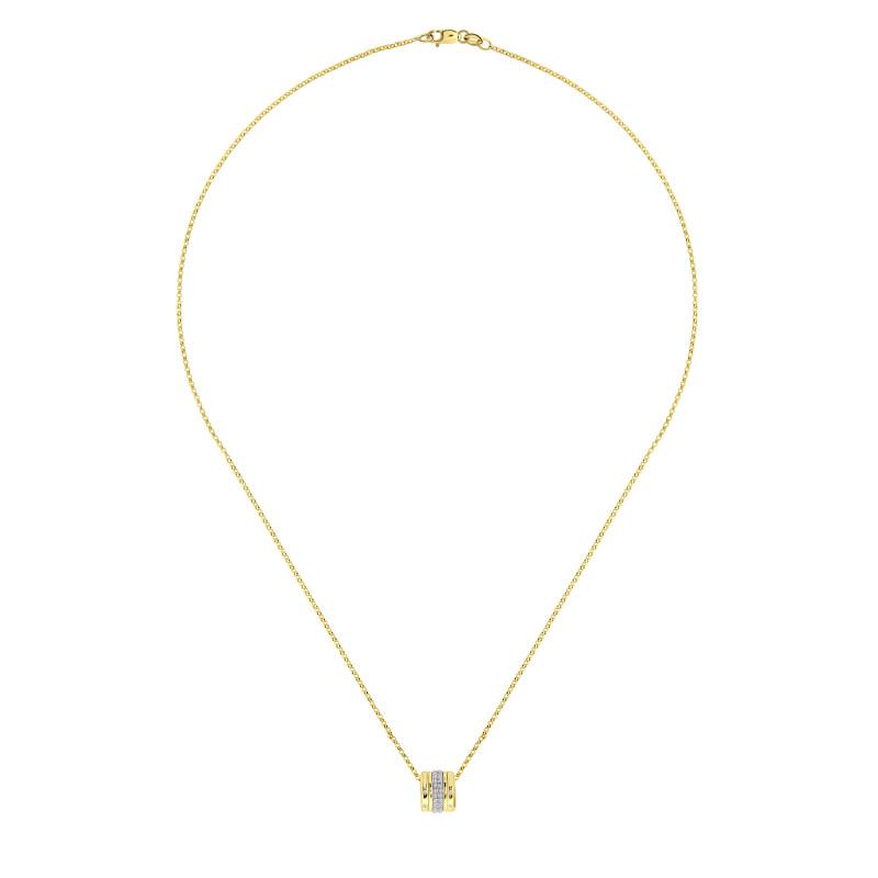 Collier met diamanten hanger GH56004DSD-Y