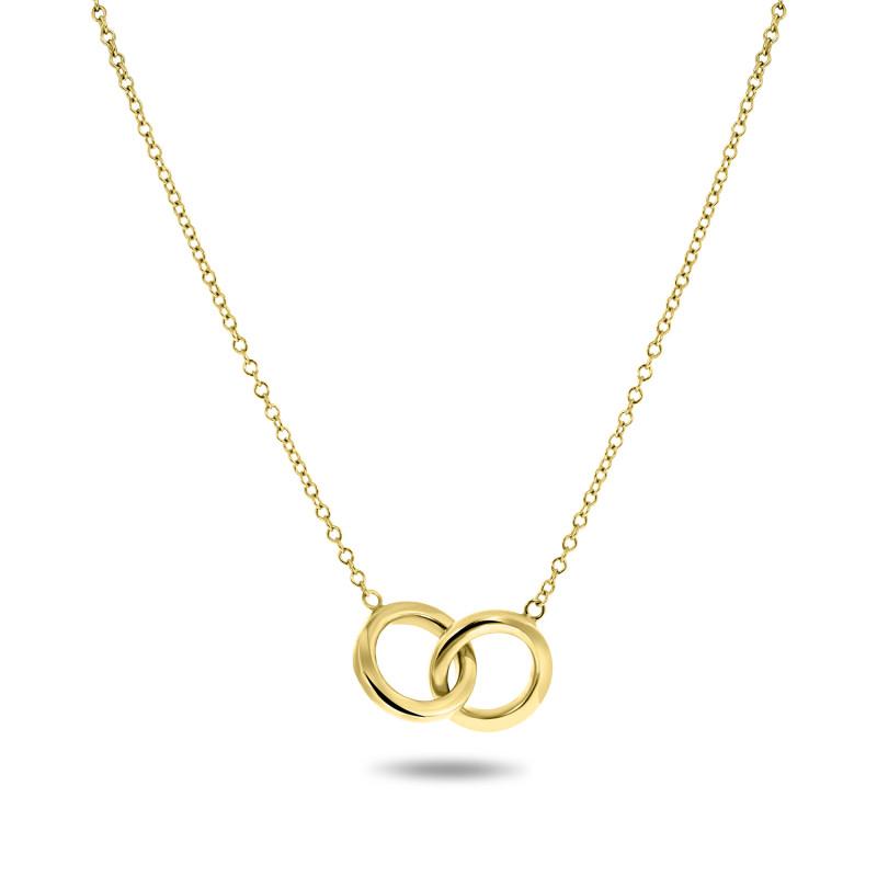 Gouden collier 09028107A4701