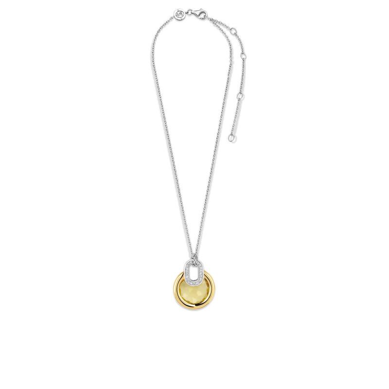 Zilveren collier 3887TY