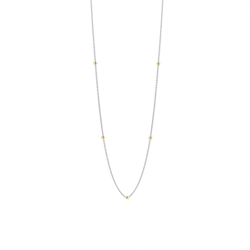 Zilver collier 3934SY