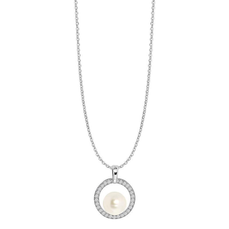 Zilver collier SPN19110