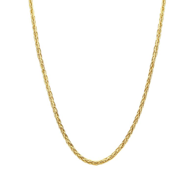 Geelgouden collier P0052087613450