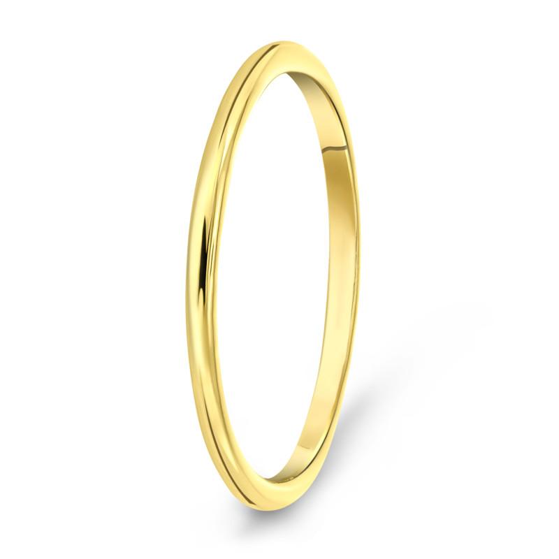 Geelgouden ring 73958R002