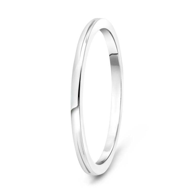 Witgouden ring 73959R001