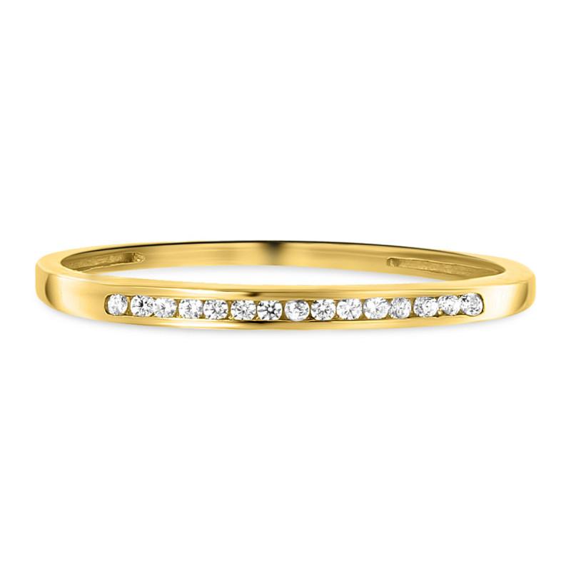Geelgouden ring VX8ZR0158-Y