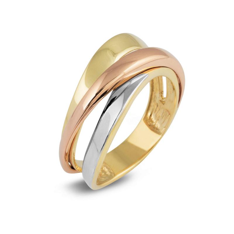 Gouden ring XAR205534-TC