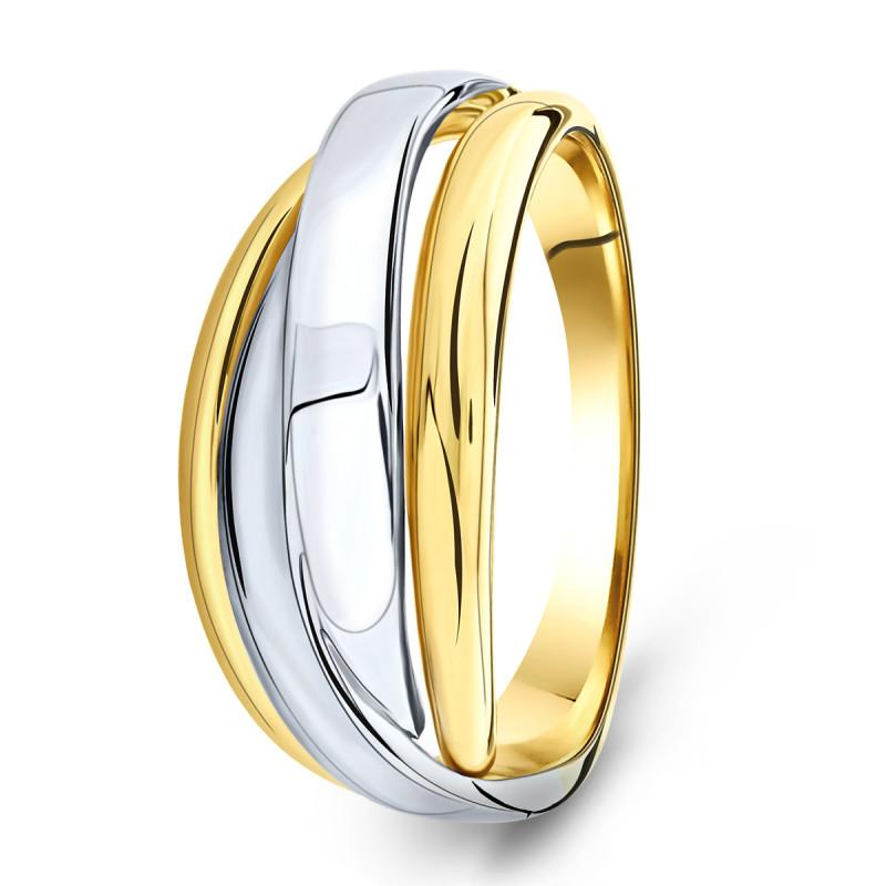 Bicolor ring XAR506197-M