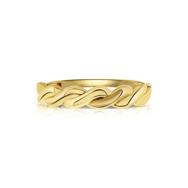 Geelgouden ring XAR5955-Y